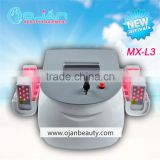 Lipo slim! lipolaser body slimming machine MX-L3 multifunction 650nm & 980nm lipo laser