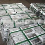 Sale Pure zinc ingot 99.95% China Manufacture