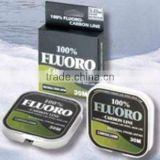 Superior quality japanese fluorocarbon fishing line