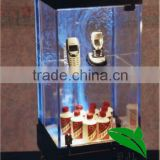 useful lighted acrylic cigarette showcase