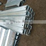 hot-dipped galvanization products, hot galvanization Curtain wall