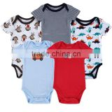 kid clothing wholesale Summer Newborn carters Baby Romper baby Girl Boy Baby jumpsuit 0-12 months guangzhou custom suppliers