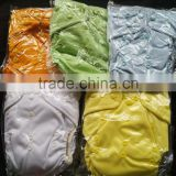 organic bamboo cloth diaper( cloth nappy ,baby care ,baby product)