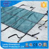 PP mesh winter safety pool cover