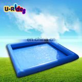 Factory directly commercial custom inflatable swimming water pool For Events