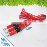 High Quality custom lanyard with logo no minimum request, hot saling lanyard products in Zhongshan