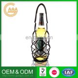 Fashionable Customer Design Portable Silicone Wine Basket