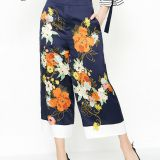 Floral Printed Ladies' Pants