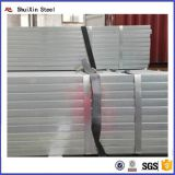 Q195 cold rolled rectangle tube hot dip galvanized steel Construction Structure