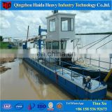 China Wisely Used Hydraulic Sand Cutter Suction Dredger Sale