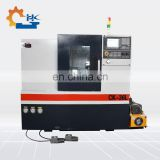 Slant Bed Cnc Lathe 12 Station Live Turret Machine Tool Fanuc Control High Quality Cnc