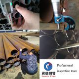 DIN2391 St52.3 Cold Drawn Seamless Steel Pipe