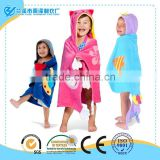 Hooded Cartoon Funny Baby Children Kids Rain Poncho/Raincoat/Outwear/Terry Baby Animal Hooded Towel Poncho Pattern