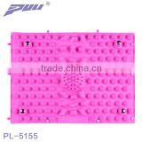 Foot Acupuncture Color Changing Bath Mat Set