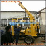 Hottest rig! Hydraulic,trailer type HF-3 bench drilling machine