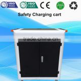 Tablet Charging Cart charging trolley