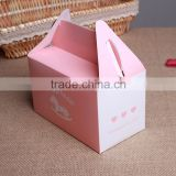 health food packaging wholesale cheap paper bento box for sushi/cake/bread                                                                         Quality Choice