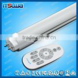 2013 new products t8 blue/red led plant grow light tube Led Lamp dimmable smd t8 led lights