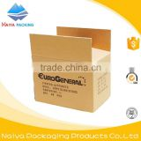 dongguan Wholesale fancy high quality strong banana cardboard moving carton box with logo