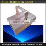 Single Blue Animation Laser Light 200mw -- 1000 mw , Stage Animation Laser Blue Light DJ Equipment