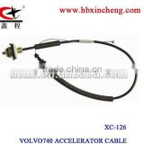 VOLVO740 ACCELERATOR CABLE FOR TRUCKS. VOLVO TRUCK CABLE
