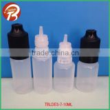 10ml ldpe plastic dropper bottles withchildproof and tamper proof cap TBLDES-7-10ml                                                                         Quality Choice
