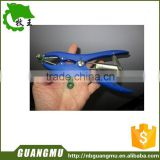 Stainless Steel Pliers For Natural Rubber Cow Cattle Sheep Castration Ring Tail Cutting Castration Tools