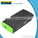 18000mAh Mini portable car Jump Starter for jump starting 5.0L Diesel engine and 6.5L gasoline