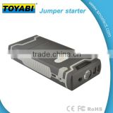 Mini Portable Car Jump Starter Power Bank with 16,000mAh Capacity - Supplies Car Battery peak current 650 A