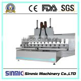 Hot sale cnc milling machine 4-axis with excellent design