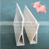 High strength and durable pig floor support beam/fiberglass beam, lightweight and easy install