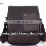 Wholesale hard plastic briefcases High Quality leather messenger bag Fashion Leather Briefcase china suppliers
