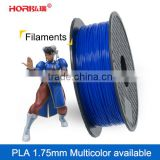 HORI 3D Printer PLA Filament,High Quality, 1.75mm, 3d printing PLA material, Multicolor Available(1kg or 3kg are optional)