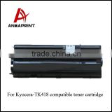 Anmaprint Cartridges TK418 compatible toner cartridges for KYOCERA KM-1620/1635/1650/2035/2050/2550