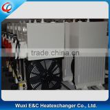 aluminum concrete mixer truck oil cooling system with fan switch filter