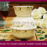 Hotsale new product bone chjna 5.5''rice bowl cereal bowl
