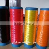 LY1000D color Yarn for marine ropes & nets, pelagic fishery using and land engineering using
