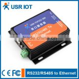 USR-TCP232-300 RS232/RS485 to LAN/ Ethernet Converter Server Support Virtual Serial Port