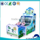 ICE MAN,kids coin operated shooting water amusement vending game machine