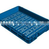 Super DCB 212 Stackable Plastic Crate / Bakery Plastic Container / Vented plastic crate