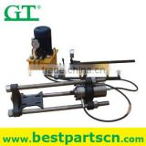 portable track pin press for excavator&bulldozer, small hydraulic press
