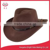 Indiana Jones Hats wool felt outback fedora hat