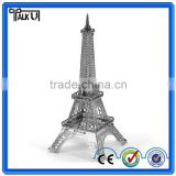New Product 3D Diy Building Metal Puzzle Diy Laser Model/3D puzzle model/3D Nano Metal Puzzle