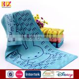 Hot Selling cheap corporate christmas gifts microfiber towels, microfiber printed face towels