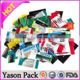 Yason frozen food labels lipstick tube labels polish bottle labels