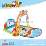 2014 New design piano fitness frame baby gym baby play gym baby activity gym