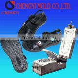 2014 New Design PVC Leather Casting Slipper Mold For boys