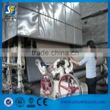 Coated duplex board paper making machine with good quality
