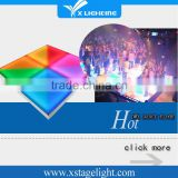xlighting led dance floor for ali express/car show xxx video / High Quality Disco Dance Floor