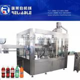 Full Automatic Bottle Carbonated Drink Making Machine